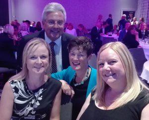 Healthcare transformation award winners
