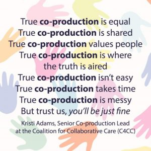 Co-production is - image