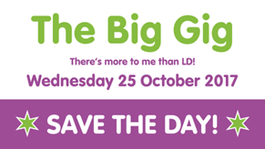 The Big Gig - Save the Date