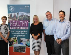 Healthy Hastings and Rother Hubs Partners
