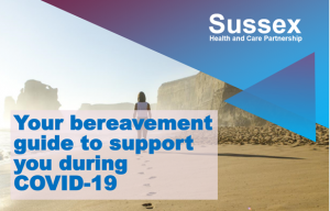 Your bereavement guide to support you during COVID-19