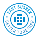 East Sussex Better Together logo