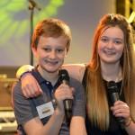 Inspire! Youth Conference 2014 - Jack Foley and Jess Batchelor