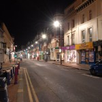 Eastbourne street lights 1