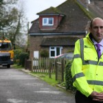 Roger Williams, East Sussex County Council head of highways
