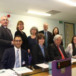 Representatives from business and education attended the inaugural meeting of Skills East Sussex