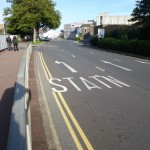 Work is beginning on the next phase of the Horsey way cycle route, in Eastbourne