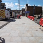 Work has been completed on the second phase of stage two of the Uckfield Town Centre Highway Improvement Scheme