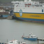 Newhaven ferry