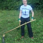 Sam Rush – volunteer ranger with the South Downs National Park Authority