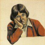 Peggy Angus self-portrait, c1930