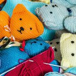 Older People's Day - knitting