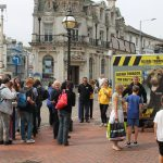 Illegal tobacco roadshow in Eastbourne