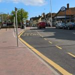 Work concluded on Hailsham town centre improvement scheme