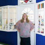 Helen Burton, from Eastbourne, says volunteering has changed her life