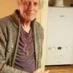 Al Spencer, from Wadhurst, had a new central heating system installed after having his Warm Home Check