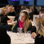 Mass mentoring event for International Women's Day held at the De La Warr Pavilion, in Bexhill