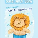 Stay Safe With Sam poster