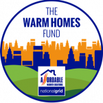 Warm Homes Fund logo