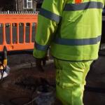 Pothole repairs